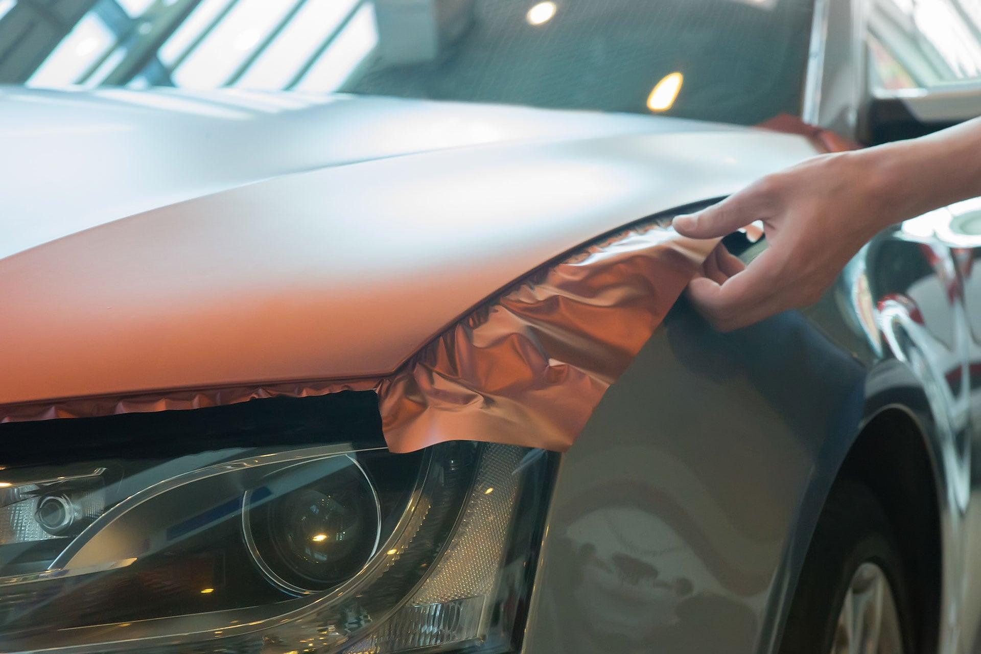 Kolory Folii Samochodowych