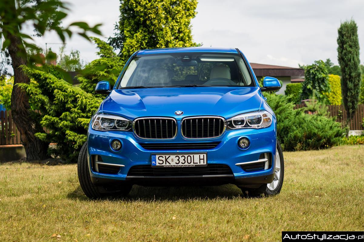 Oklejanie Samochodu BMW