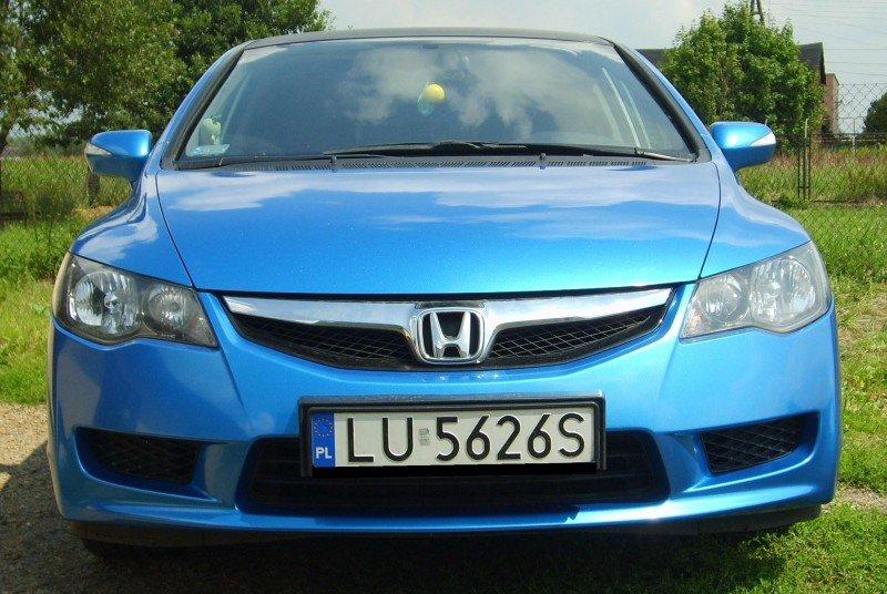 Oklejanie Folią Auta Honda Civic