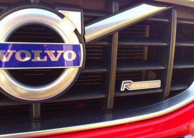 Stylizacja samochodu Volvo XC60