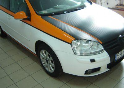 Zmiana koloru VW GOLF V