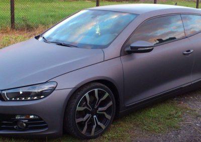 Zmiana koloru VW Scirocco