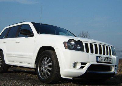 Zmiana koloru Jeep Cherokee
