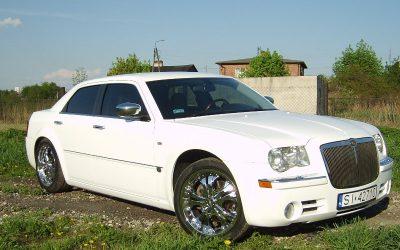 Zmiana koloru samochodu Chrysler 300C