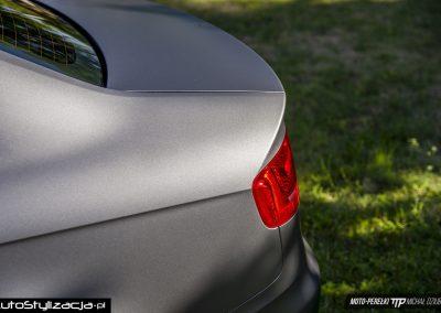Audi A4 Folia Szary Mat