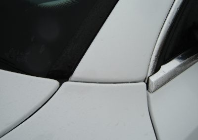 Audi A8 Biały Połysk