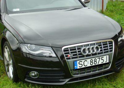 Audi S4 Czarny Połysk