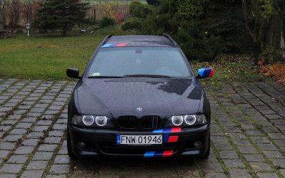 Performance Pasy dla Auta BMW M