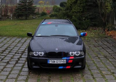 Performance Pasy dla Auta BMW M