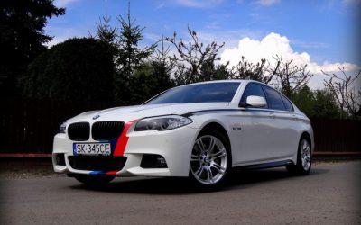 Stylizacja Elementów Auta BMW F10 M