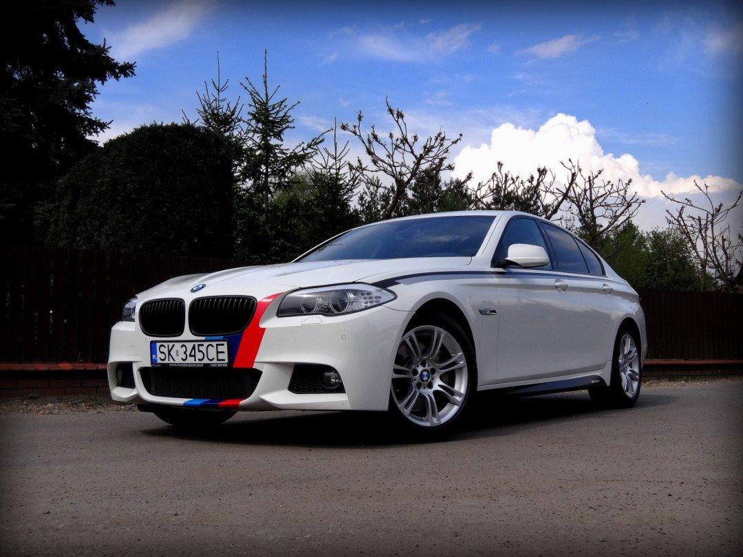 Zmiana Koloru Elementów Nadwozia BMW