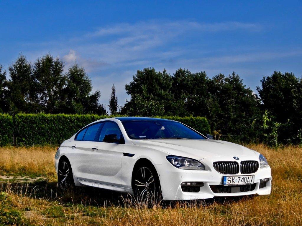 Profesjonalne Oklejanie Auta BMW