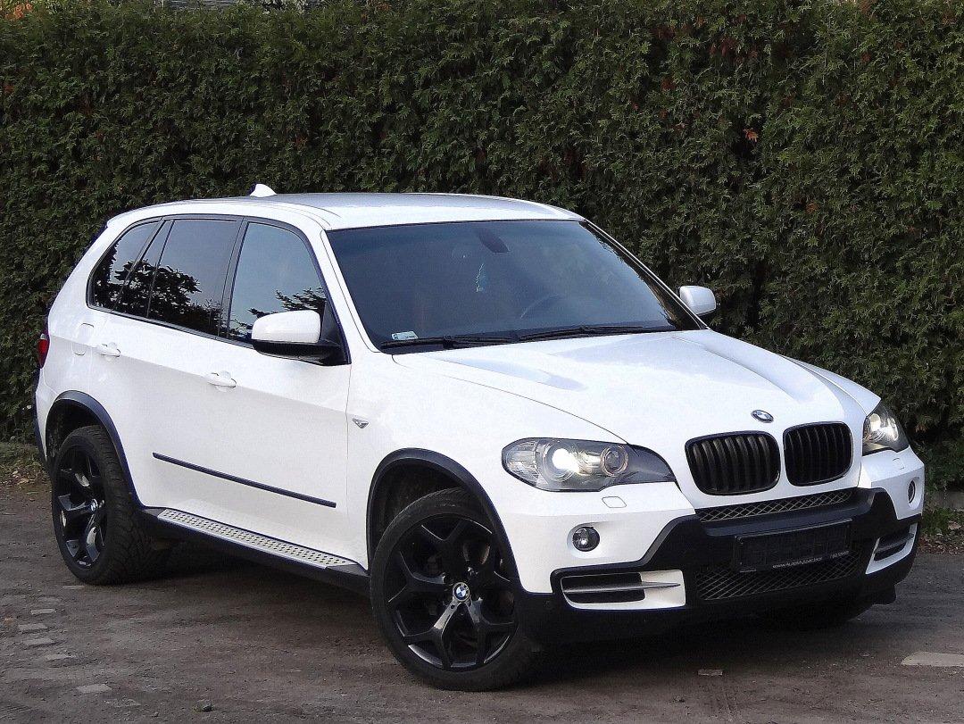 Wyklejanie Samochodu BMW X5