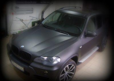BMW X5 Czarny Połysk