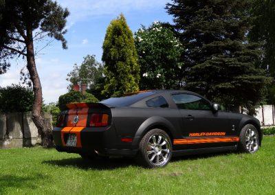 Stylizacja Forda Mustanga