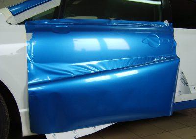 Honda Civic Niebieski Metalik