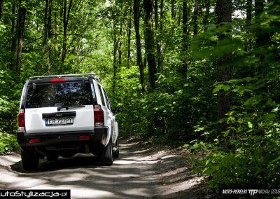 Jeep Commander Kolor Biały Satynowy
