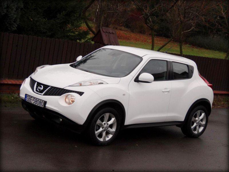 Wyklejanie Samochodu Nissan Juke
