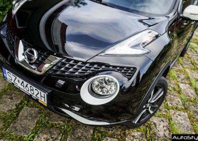 Nissan Juke Folia Black & White