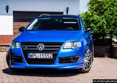 Oklejanie Samochodu VW Passat B6 Folią 3M