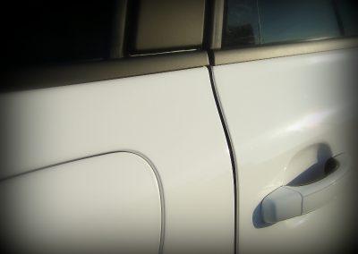 Porsche Cayenne GTS Biały Połysk