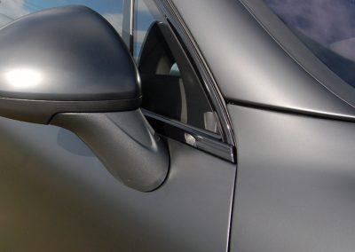 Porsche Cayenne Czarny Mat
