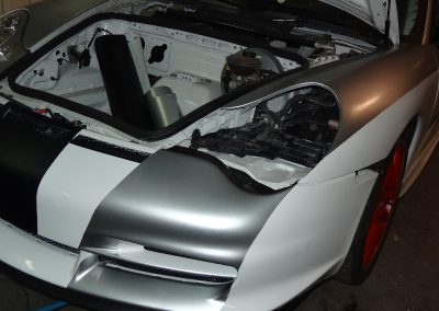 Oklejanie Porsche GT31
