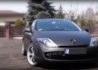Renault Laguna Czarny Mat