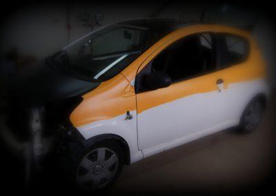 Stylizacja Toyota Aygo