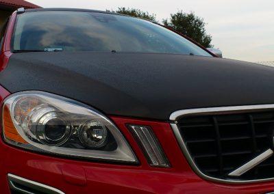 Volvo XC60 Czarny Karbon