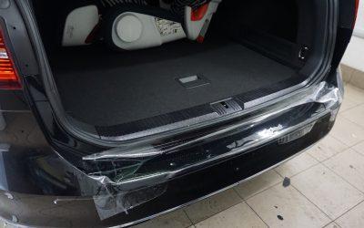 Zabezpieczenie Lakieru Samochodu w VW Passat B8