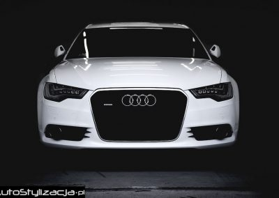 Oklejanie Lakieru Auta Audi A6 Folią Avery