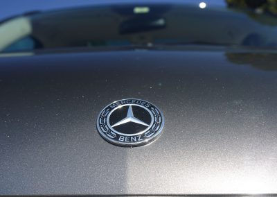 Folia Samochodowa Metalik na Mercedes V