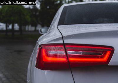 Foliowanie Auta Audi A6 Sedan