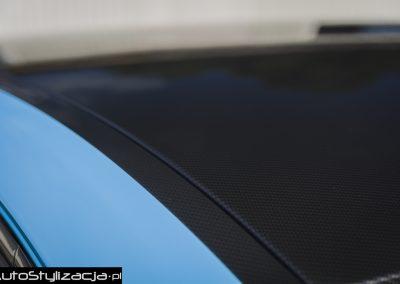 Foliowanie Dachu Auta BMW 6