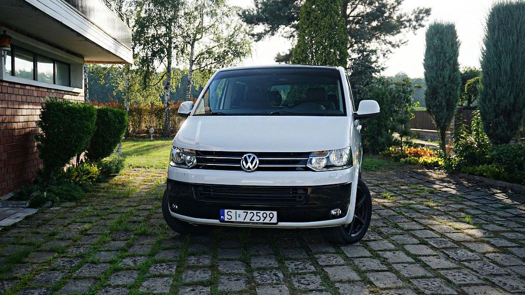 Foliowanie Auta VW Caravelle