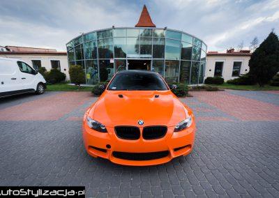 Foliowanie Auta BMW M3