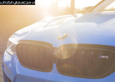 Foliowanie BMW M5