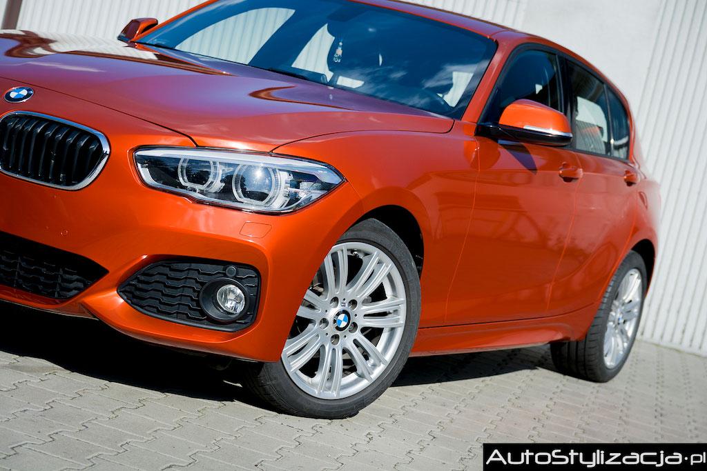 Oklejanie Folią Nadwozia BMW