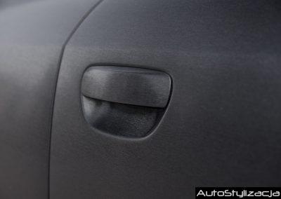 Oklejanie Audi A4 Cabrio