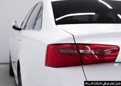 Oklejanie Auta Audi A6 Folią