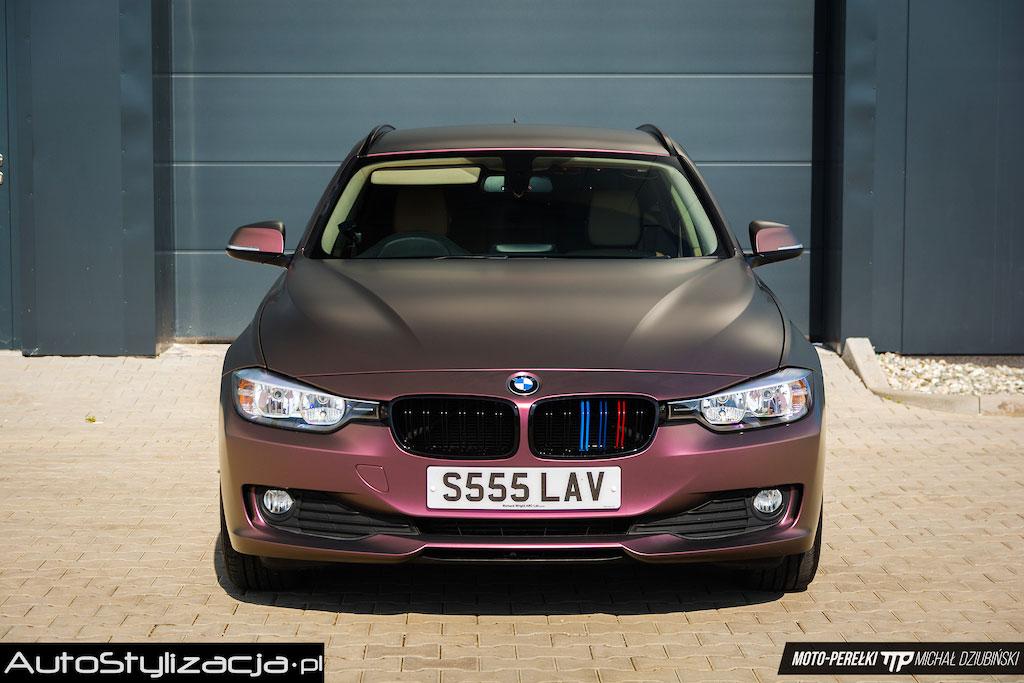 Oklejanie Auta BMW F31