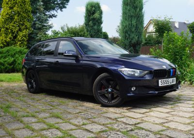 Oklejanie Auta BMW F31 Folia Oracal