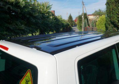 Oklejanie Dachu i Elementów Auta VW
