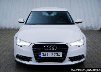 Profesjonalne Oklejanie Audi A6 Sedan Folią od Avery