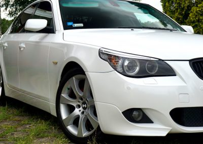 Oklejanie Karoserii BMW