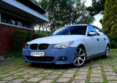 BMW Przed Oklejeniem Folią