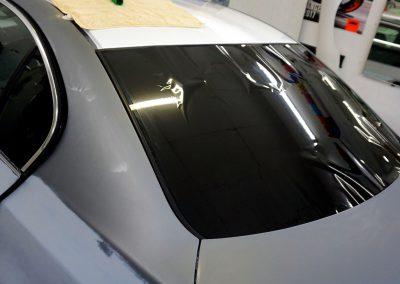 Przyciemnianie Tylnej Szyby Auta BMW