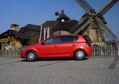 Oklejanie Samochodu Folią