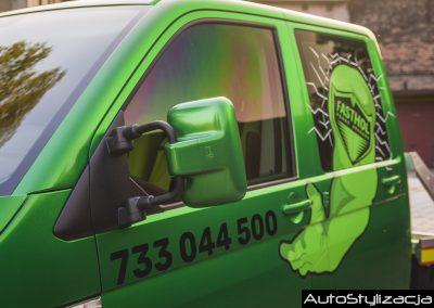 Reklama Na Lawecie VW T6